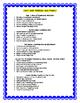 Reading Wonders' Second Grade Vocabulary Lists