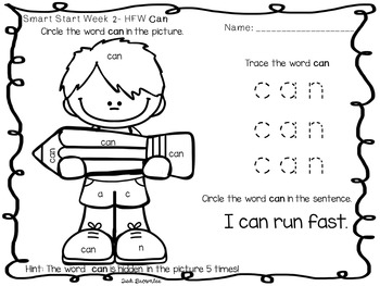 Reading Wonders Smart Start Writing Responses and Activity Pages