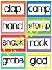 Reading Wonders Spelling Words Unit 3 3rd grade