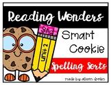 Reading Wonders Third Grade Spelling Sorts
