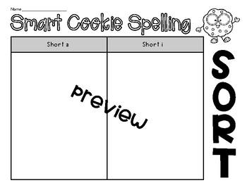 Reading Wonders Third Grade Spelling Sorts THE BUNDLE PACK