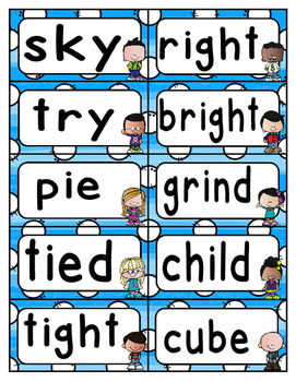 Reading Wonders Third Grade Spelling Word Wall Unit 2