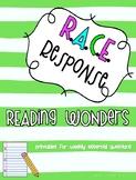 Reading Wonders Third Grade Unit 1  Week 1 RACE
