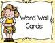 Reading Wonders Third Grade Vocabulary Centers: Unit 1 Week 2