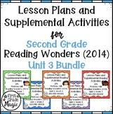 Second Grade Reading Wonders UNIT 3 Bundle