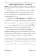 Reading Wonders Unit 1 Week 2 Differentiated Spelling Stories (Grade 3)