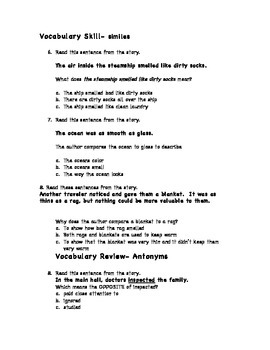 Reading Wonders Unit 2 Workshop Worksheets