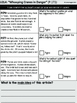 Third Grade Reading Wonders (Unit 2) Close Read Graphic Or
