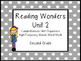 Reading Wonders Unit 2 High-Frequency Words Word Work and Comprehension