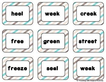 Reading Wonders Unit 2, Week 2 Spelling Task Cards