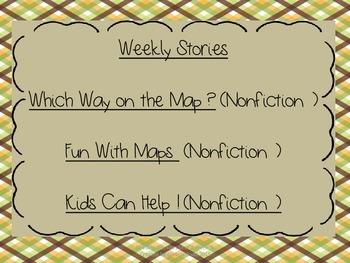 Reading Wonders Unit 2 Week 5