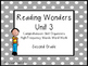 Reading Wonders Unit 3 High-Frequency Words Word Work and