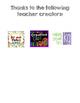 Reading Wonders Unit 3 Week 4 FREEBIE