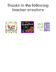 Reading Wonders Unit 3 Week 4 FREEBIE