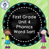 Unit 4 Phonics Word Sort