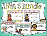 Reading Wonders Unit 5 BUNDLE for 2nd Grade