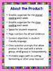 Third Grade Reading Wonders (Unit 5) Close Read Graphic Organizers
