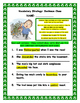 Reading Wonders' Unit Four, Week Two Leveled Book Work Packet