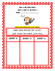 Reading Wonders' Unit One, Week Two Leveled Book Work Packet