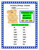Reading Wonders' Unit Three, Week Four Leveled Book Work Packet