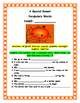 Reading Wonders' Unit Three, Week Two Leveled Book Work Packet
