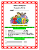 Reading Wonders' Unit Two, Week Five Leveled Book Work Packet