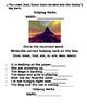 Reading Wonders Volcanoes Grammar Packet (Helping Verbs)