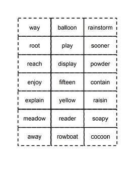 Reading Wonders Word Work (Unit 6 Week 4)