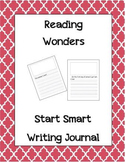 McGraw Hill Reading Wonders Writing Journal 1st Grade Start Smart
