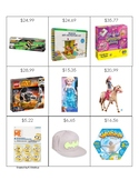 Toy Price List