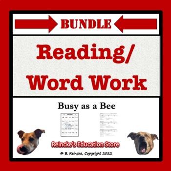 Reading/Word Work Bundle