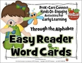 Easy Reader Words Cards