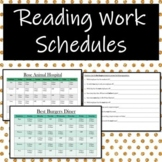 Reading Work Schedules
