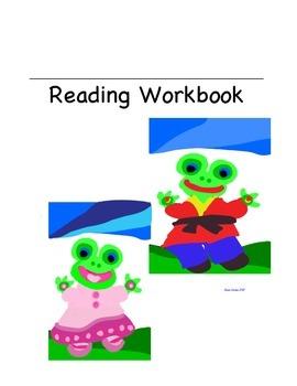 Reading Workbook Sticker