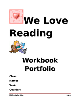 Reading Workbook for ELL