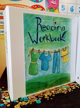 Reading Workbook for The Ultimate Kindergarten Experience