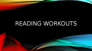 Reading Workouts