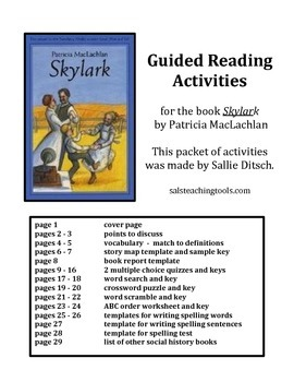 reading packet 4 summary