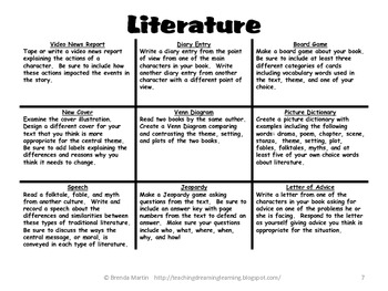 Reading Workshop Activities to Support the Common Core: Third Grade