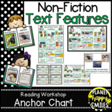 Reading Workshop Anchor Chart - Non-Fiction Text Features