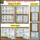 "Reading Workshop Anchor Chart - ""Sticky Note Symbols"""