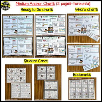 """Reading Workshop Anchor Chart - """"Tackling Tricky Words"""""""