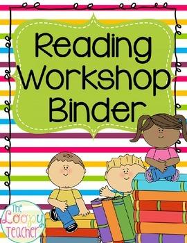 Reading Workshop Binder