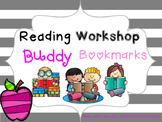 Reading Workshop Buddy Bookmark