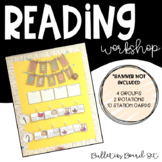 Reading Workshop Bulletin Board Set