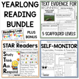 Finding Proof - STAR Readers - Self-Monitoring - Reading W