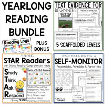 Reading Workshop Bundle - Finding Proof - STAR Readers - S