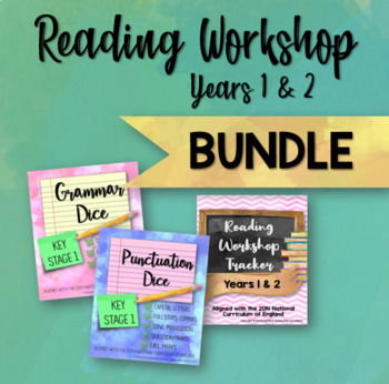 Reading Workshop Bundle for Years 1 & 2