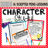 Reading Workshop: Character Study (Unit 5)