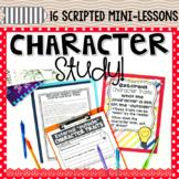 Reading Workshop: Character Study (Unit 5)